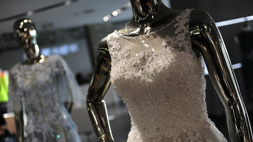 Свадебное платье. Гештальт-подход. Виктория Браткова